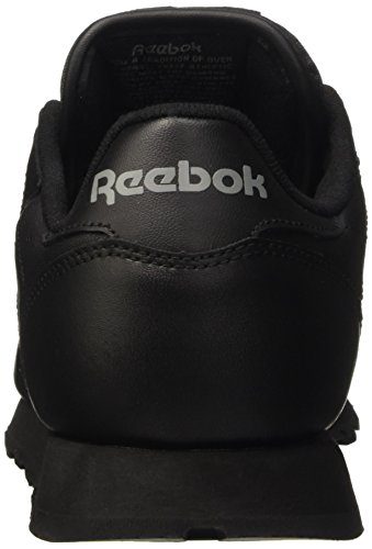 REEBOK Wmns Classic Leather - black,Schwarz,42 - 2