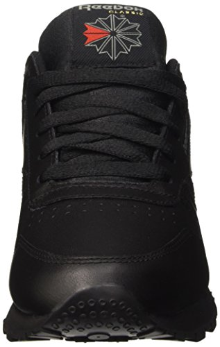 REEBOK Wmns Classic Leather - black,Schwarz,42 - 4