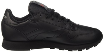 REEBOK Wmns Classic Leather - black,Schwarz,42 - 7