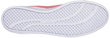 Puma Damen Smash WNS v2 L Sneaker, Weiß White-Shell Pink 05, 42.5 EU (8.5 UK) - 3
